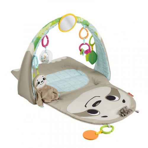 Mattel Fisher-Price Hrací dečka s lenochodem
