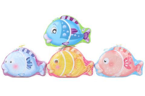 Lamps Pokladnička ryba kovová