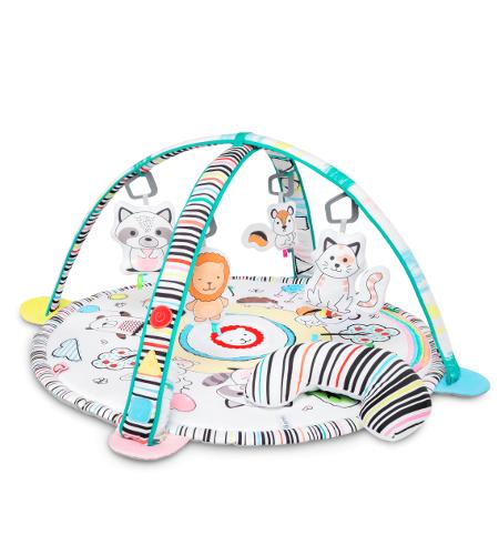 Lionelo Hrací deka Paula se světýlky a hudbou