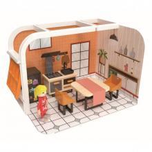 Jouéco Hrací set kuchyňka 36m+