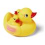 Kačenka maminka + 2 malé kačenky. Vhodné do vody. Testováno dle evropských norem, neobsahuje ftaláty.