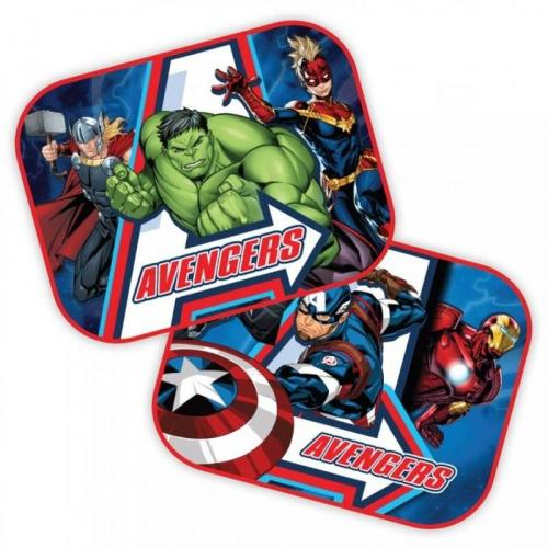Seven Sluneční clony Avengers 2 ks