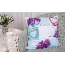 Sublimat povlak na polštářek Lilac 40x40 cm