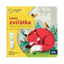 Albi KOUZELNÉ ČTENÍ Minikniha pro nejmenší Lesní zvířátka