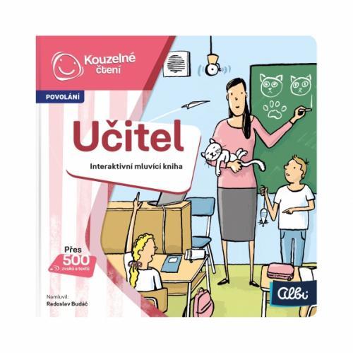 Albi KOUZELNÉ ČTENÍ Minikniha povolání Učitel