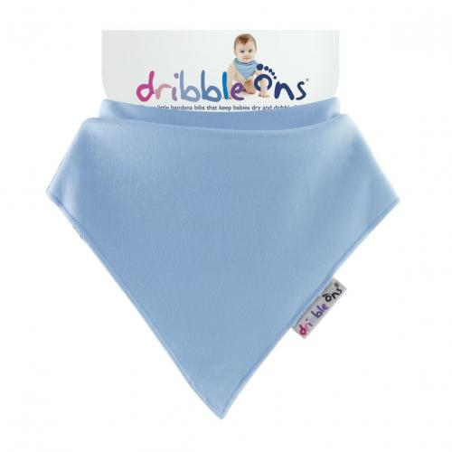 DRIBBLE ONS™ Classic Baby Blue