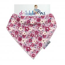 DRIBBLE ONS® Designer Floral Ditsy