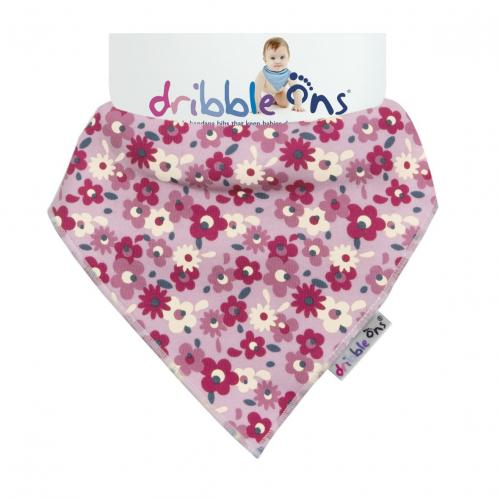 DRIBBLE ONS® Designer Floral Ditsy