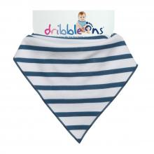 DRIBBLE ONS® Designer Nautical Stripes