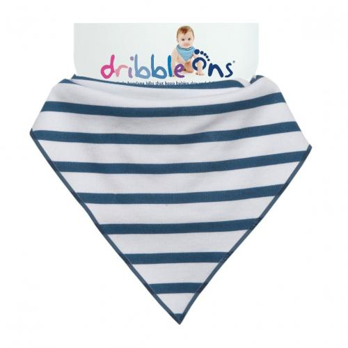 DRIBBLE ONS® Designer Nautical Stripes