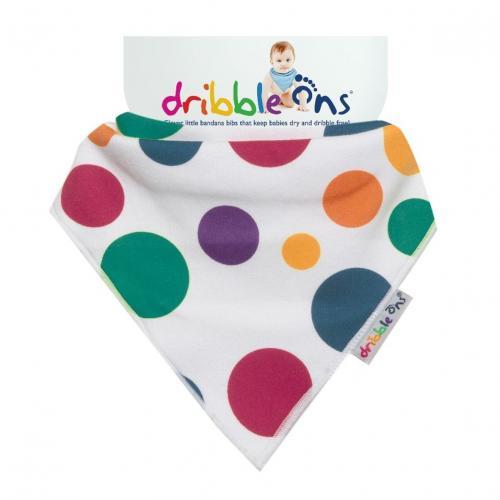 DRIBBLE ONS® Designer Circus Spots