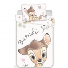 Jerry Fabrics povlečení do postýlky Bambi baby 135x100 cm