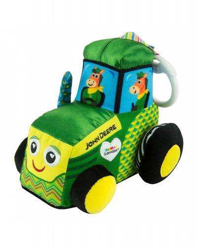 Lamaze Traktor John Deere