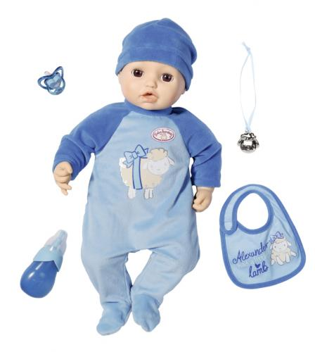Zapf Creation Baby Annabell Alexander