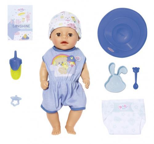 Zapf Creation Baby born Soft Touch Little chlapeček, 36 cm