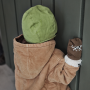 Bavlněný zateplený čepeček Elodie Details.