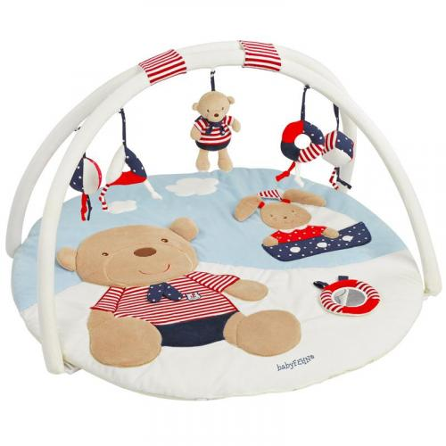 Fehn Ocean Club 3D aktivity hrací deka