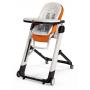Doplňková polstrovaná vložka pro kočárky a židličky Peg Pérego. Zimní strana je z prošívané látky, letní strana je ze 100% bavlny.