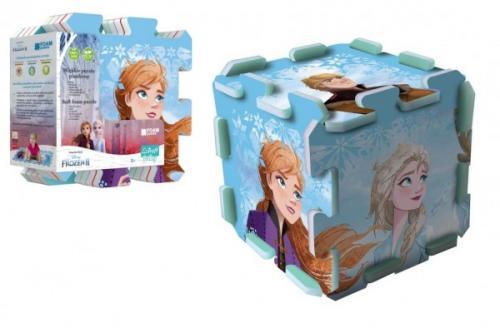 Trefl Pěnové puzzle Ledové království II /Frozen II 32x32cm 8ks v sáčku