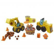 Hasbro Play-Doh Wheels Stavební Těžba