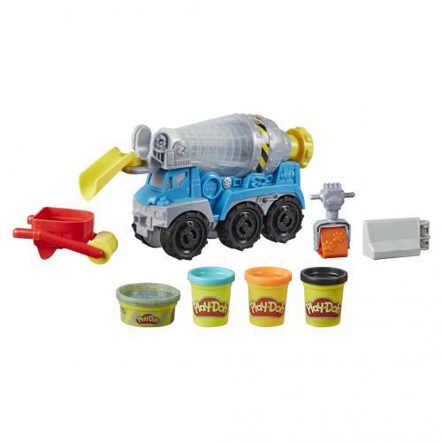 Hasbro Play-Doh Wheels Betonová míchačka