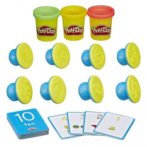 Hasbro Play-Doh Čísla & Počítání