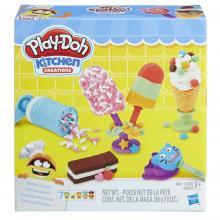 Hasbro Play-Doh Zmrzlinářský set