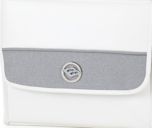 Bébécar Privé nánožník k autosedačce Easymaxi PP086 Steel Shimmer