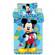 Jerry Fabrics povlečení do postýlky Mickey 02 baby 135x100 cm