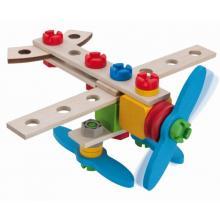 Simba Stavebnice Constructor 2 Letadlo, 40 dílů