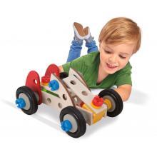 Simba Stavebnice Constructor 3 Racer, 50 dílů
