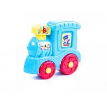 Rappa BABY lokomotiva se zvukem a světllem
