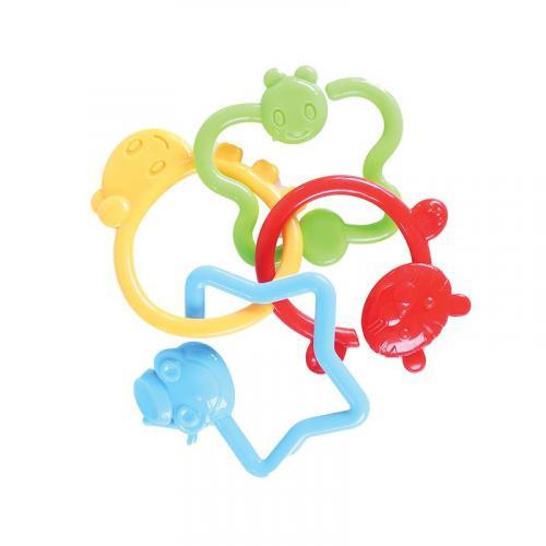 Rappa Chrastítko BABY tvary zvířátka