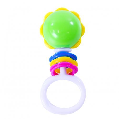 Rappa Chrastítko koule s tvary a úchytem
