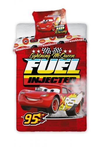 Faro Bavlněné povlečení Cars 3 Fuel 140x200 cm
