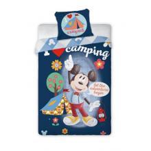 Faro Bavlněné povlečení Mickey camping 140x200 cm