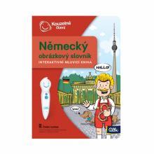 Albi KOUZELNÉ ČTENÍ Kniha Německý obrázkový slovník