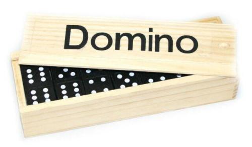 Rappa Dřevěné domino