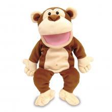 Fiesta Crafts Velký maňásek s otevírací pusou - Opička