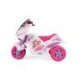 Zahraj si na skutečného motocyklistu!  Dívčí sny se mohou změnit ve skutečnost s tříkolkou Flower Princess. Je navržena pro moderní a odvážné princezny od 2 let.
