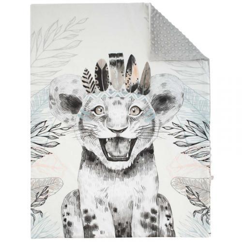 Esito Luxusní deka MINKY Leopard