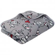Esito Dětská deka jednoduchá Kids 110x140 cm