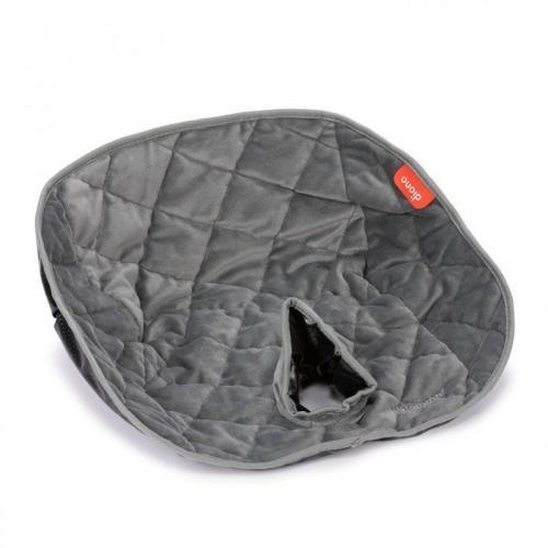 Diono chránič autosedačky/kočárku Ultra Dry Seat Grey