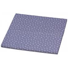Scarlett Hrací deka do ohrádky Klára - Hvězdička šedá 140 x 130 cm