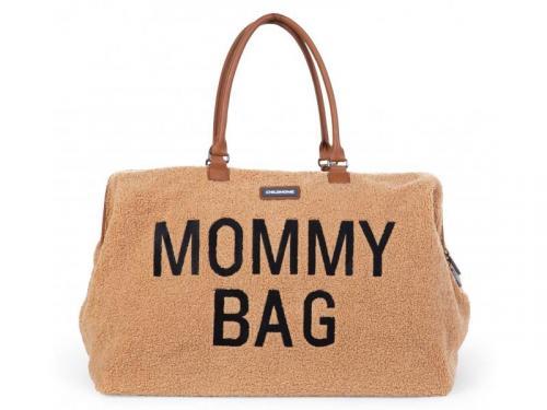 Childhome Přebalovací taška Mommy Bag Teddy Beige