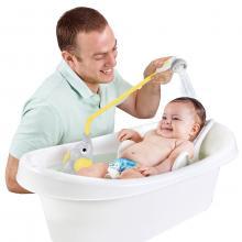 Yookidoo Dětská sprcha slon - šedožlutá