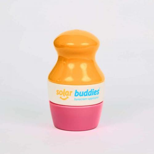Solar Buddies Aplikátor opalovacího krému růžový