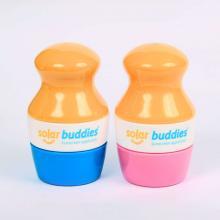 Solar Buddies Aplikátor opalovacího krému 2 ks - modrý, růžový