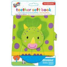 ADC Blackfire Galt Dětská knížka s kousátkem - dinosauři