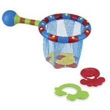 Nuby Síťka do vody s hračkami 18m+